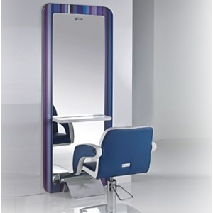 Roy ceriotti made in italy salon mirror for hairdressers at KAZEM