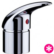 water mixer tap for hair salon and barber sink basin