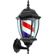 coloray classic lantern revolving barber pole by kazem