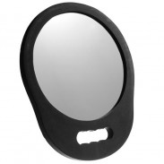 handheld foam protected salon mirrror - kazem