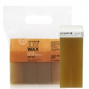 Just Wax Roller Refill Large Head Soft Wax 100ml x 6 at Kazem Hair and Beauty supplies