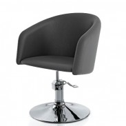 Jane ceriotti made in italy salon styling chair for hairdressers at KAZEM