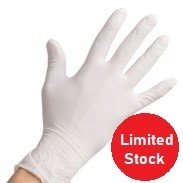 limited latex gloves