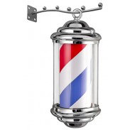 coloray mini revolving barber pole by kazem