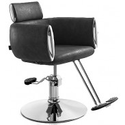 Trento hair salon styling chair