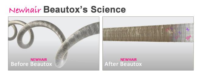 hair botox Science